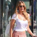Sofia Vergara – Shopping at Sephora in Los Angeles