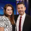 Shailene Woodley – Visits Jimmy Kimmel Live in Hollywood
