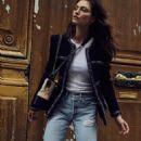 Phoebe Tonkin - Elle Magazine Pictorial [Australia] (July 2017) - 454 x 567