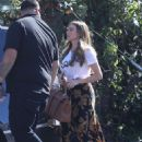 Sofia Vergara – On the set of 'Modern Family' in Brentwood