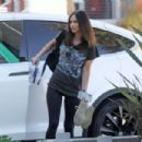 Megan Fox – Seena at Smashbox Studios In Culver City