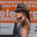 Eva Longoria shopping in Puerto Banus - 454 x 659