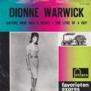 Dionne Warwick - Anyone Who Had A Heart / The Love Of A Boy