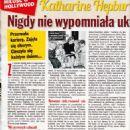 Katharine Hepburn - Nostalgia Magazine Pictorial [Poland] (December 2018)
