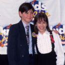Michael Fishman and Lacey Chabert - 392 x 524