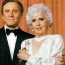 Barbara Stanwyck and Kirk Douglas