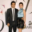 Katie Lee and Yigal Yigal Azrouel