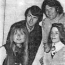 Samantha Juste, Michael Nesmith, Micky Dolenz and Phyllis Barbour