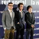 The Social Network photocall in Madrid