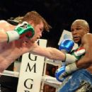 Floyd at the MGM Grand Arena, Las Vegas Nv, September 14, 2013
