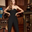Josephine Skriver Revolve Clothing Catalogue
