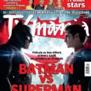 Ben Affleck, Henry Cavill - TV Mania Magazine Cover [Romania] (25 March 2016)