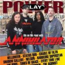 Jeff Waters, Dave Paddon - Power Play Magazine Cover [United Kingdom] (December 2010)