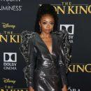 Skai Jackson – 'The Lion King' Premiere in Hollywood