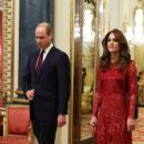 The Duke And Duchess Of Cambridge Host A Reception To Mark The UK-Africa Investment Summit - 354 x 600