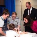 Prince Windsor and Kate Middleton visits the Positive Youth Foundation - 454 x 322