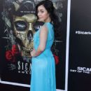 Aimee Garcia – 'Sicario: Day of the Soldado' Premiere in Los Angeles - 454 x 695