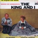 The King Amd I  1951 Original Broadway Cast Starring Yul Brynner - 454 x 511