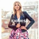 Kate Upton Express Campaign 2014
