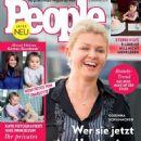 Corinna Schumacher - People Magazine Cover [Germany] (3 December 2015)