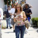 Jennifer Love Hewitt - Los Angeles Candids, 15.07.2008.