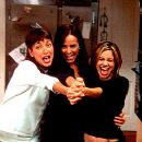 Elizabeth Pena, Jacqueline Obradors and Tamara Mello in Samuel Goldwyn Films' Tortilla Soup - 2001