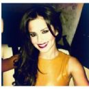 Cheryl Cole goes hell for leather in tight nude dress at Kimberley Walsh's birthday party