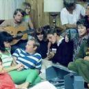 Dennis,Carole,Brian and Marilyn - 454 x 253