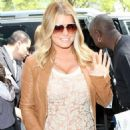 Jessica Simpson: Promoting with Ken and CaCee