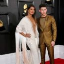 Priyanka Chopra – 62nd Annual Grammy Awards in Los Angeles - 454 x 681