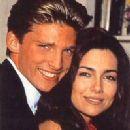 Vanessa Marcil and Steve Burton