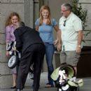 Katherine Heigl Leaving Her Hotel In Atlanta, September 17 2009