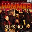 Craig Jones, Sid Wilson, Shawn Crahan, Corey Taylor, Joey Jordison, Chris Fehn, Mick Thomson & James Root