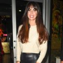 Stephanie Davis Jennifer Metcalfe and Chelsee Healey at Menagerie Restaurant in Manchester - 454 x 681