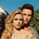 Brit Marling, Eddie Redmayne - W Magazine Pictorial [United States] (April 2013)