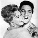 Juliet Prowse and Elvis Presley