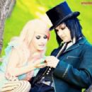 Jeremy Miles and Sammi Doll