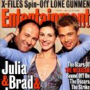 Brad Pitt - Entertainment Weekly Magazine [United States] (9 March 2001)