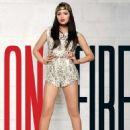 Jasmine Villegas, Becky G - Latina Magazine Pictorial [United States] (January 2014)