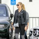Kate Upton – Hits the gym in Beverly Hills