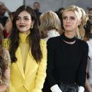 Victoria Justice – Pamella Roland Fashion Show in New York
