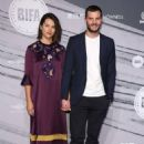 Amelia Warner and Jamie Dornan : The British Independent Film Awards - 454 x 681