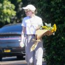 Kristen Stewart – Spotted while out in Los Angeles