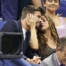 Shakira and Gerard Piqué – U.S. Open Tennis Championships in NY 09/04/2019