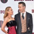 Ryan Reynolds and Blake Lively :  'Deadpool 2' New York Screening - 441 x 600