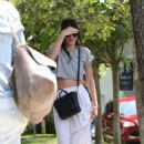 Kendall Kylie Jenner Out In The Hamptons