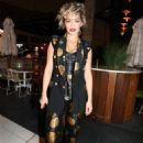 Rita Ora – 2018 Dolce and Gabbana Alta Moda Event in NYC