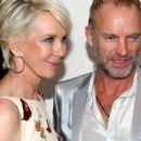 Sting and Trudie Styler - 431 x 400