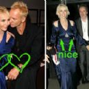 Sting and Trudie Styler - 454 x 264