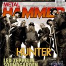 Dariusz Brzozowski - Metal&Hammer Magazine Cover [Poland] (December 2012)